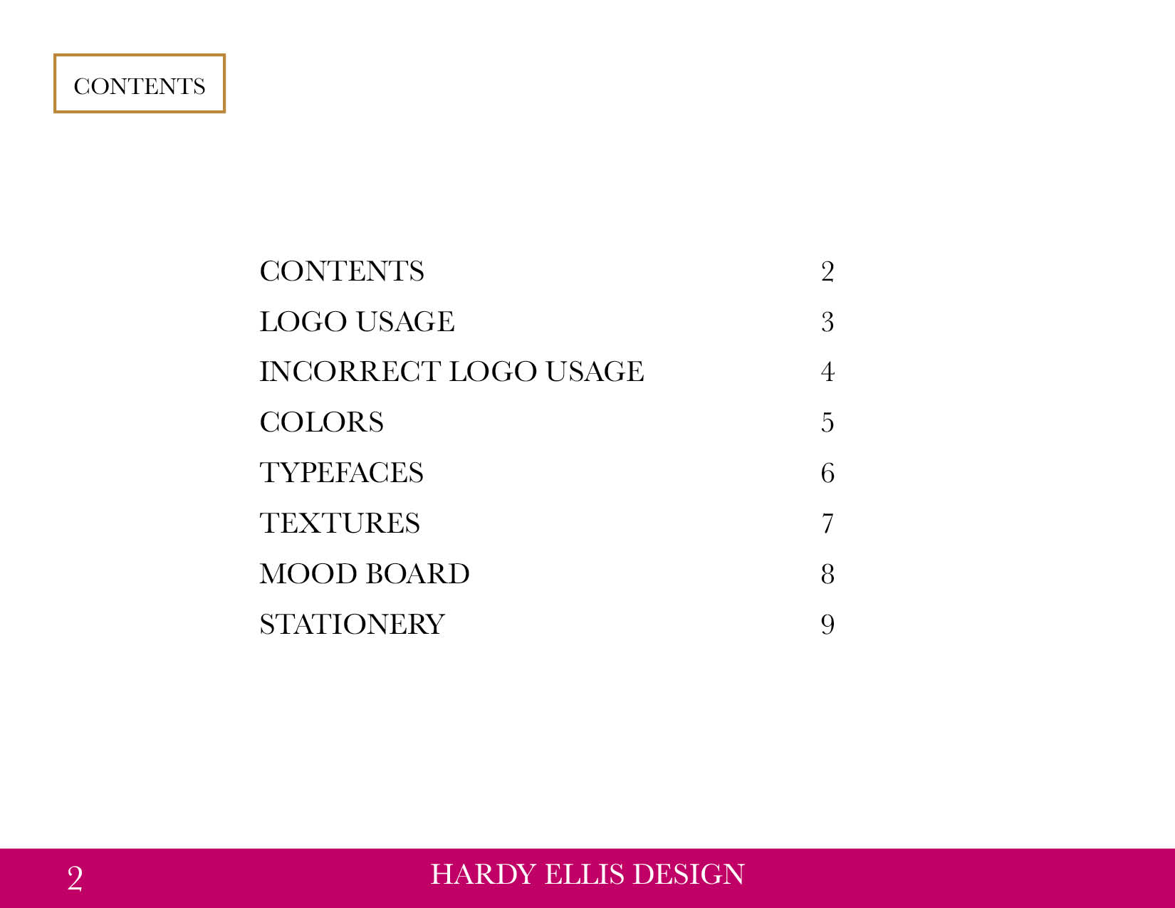 Hardy Ellis Design Style Guide2