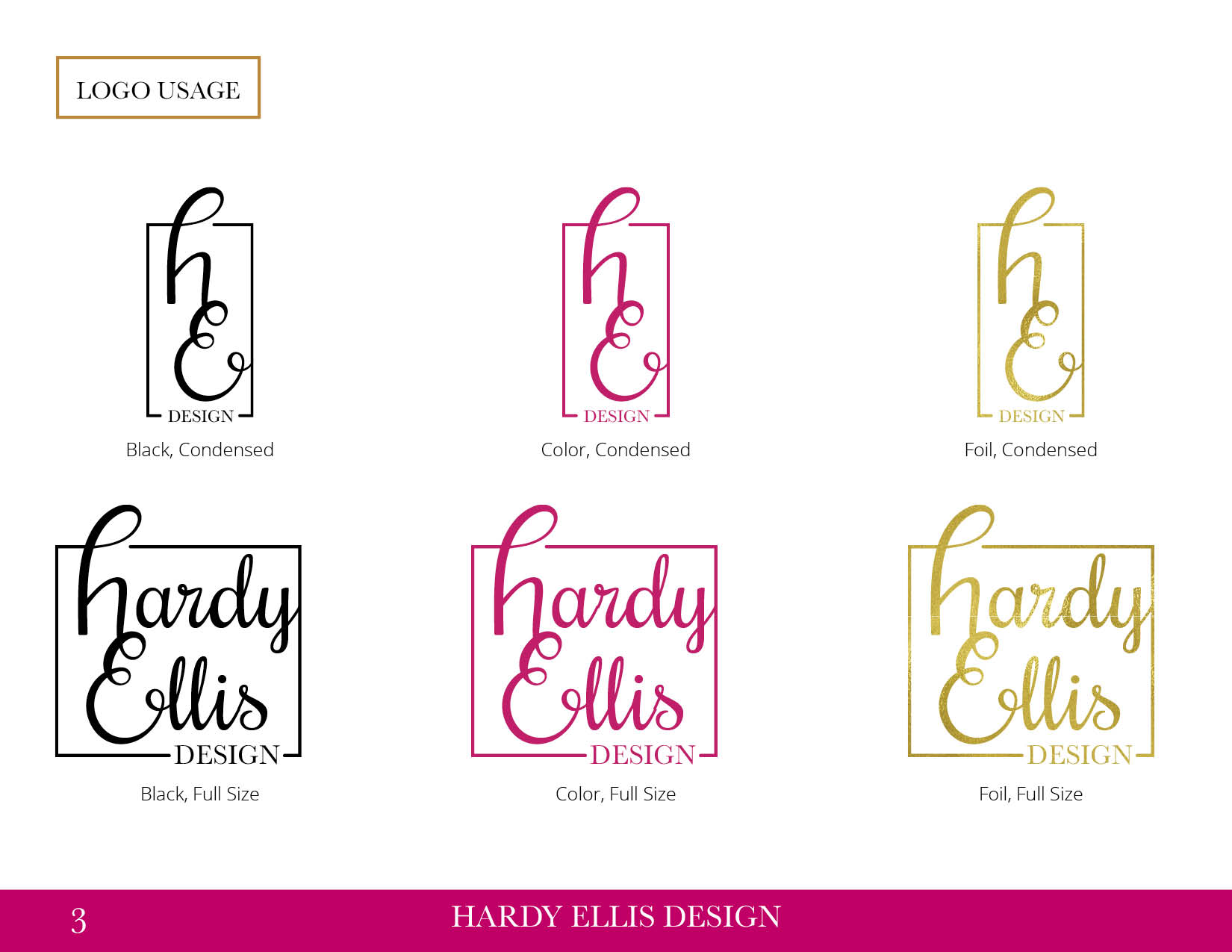 Hardy Ellis Design Style Guide3